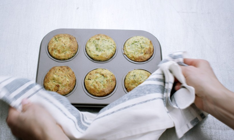 Juice PLUS+ Courgette Muffins
